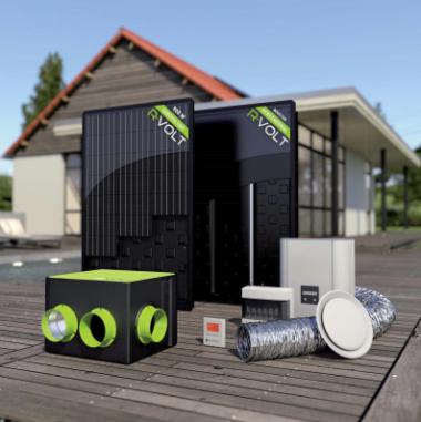 Solar PV Aerovoltaic